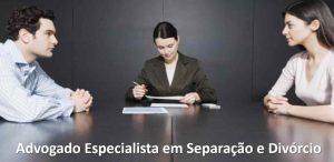 Advogado especialista em separação